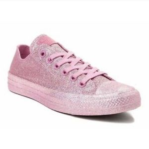 Converse Chuck Taylor All Star pink sneakers